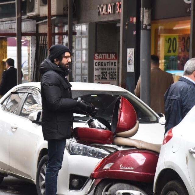 Famebuster Kaan Urgancıoğlu Nişantaşı'nda bir hipster fame buster