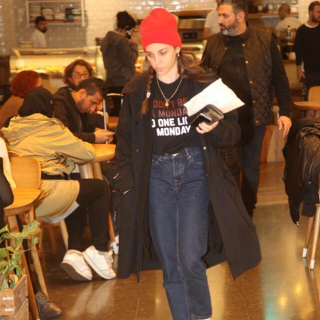 Famebuster Öykü Karayel zorlu'da fame buster