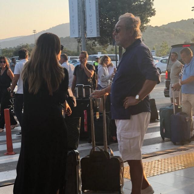 Famebuster Güneri Cıvaoğlu Bodrum'a ayak bastı fame buster