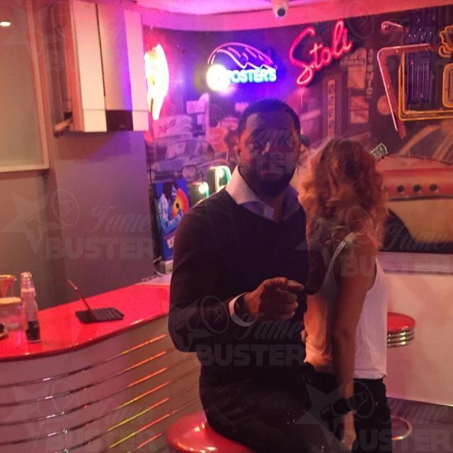 Famebuster Pascal Nouma Pascal yeni kız arkadaşıyla dövmecide fame buster