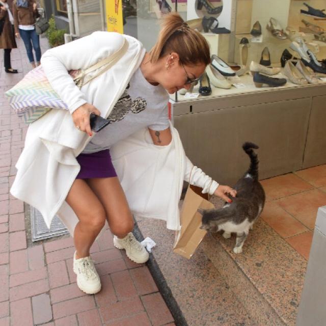 Famebuster Pınar Altuğ Atacan Babycat işbaşında fame buster