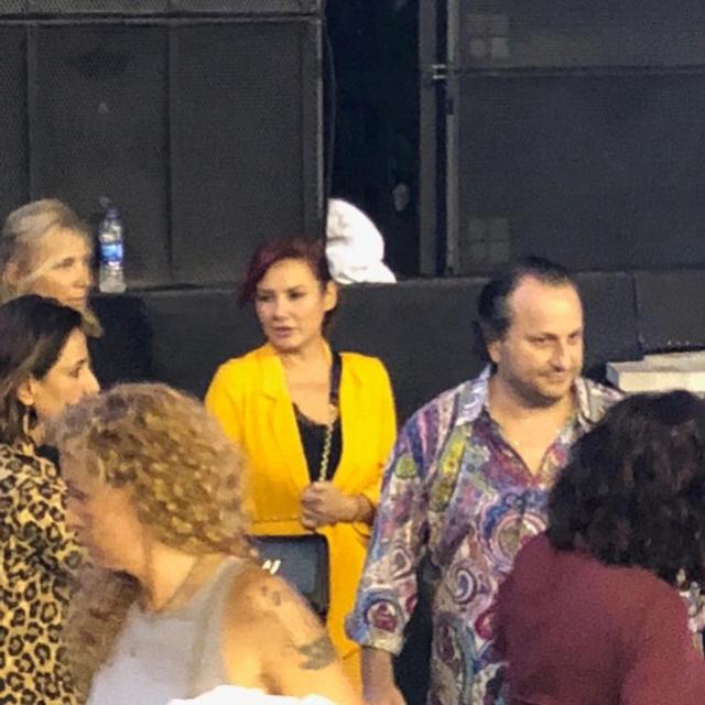 Famebuster Buika, Deniz Seki Deniz Buika konserinde fame buster