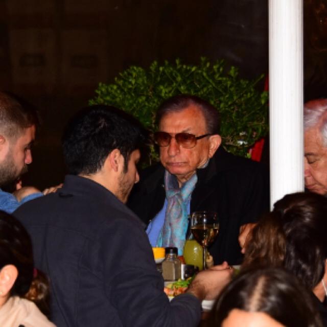 Famebuster Haldun Dormen Arnavutköy'de fame buster