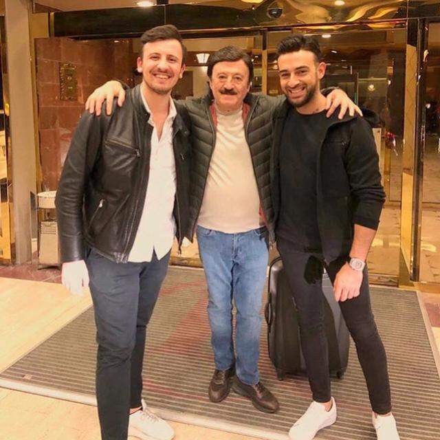 Famebuster Selami Şahin Selami Şahinde İzmir'de fame buster